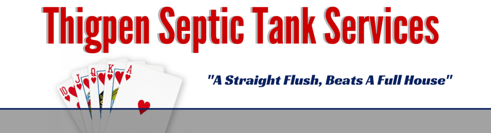 Thigpen Septic Tank Services